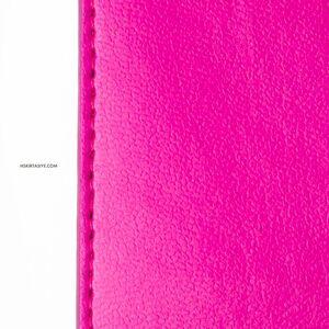 H&S Lastikli Kitap Defter Kalem Tutucu Pembe 4332 - Thumbnail