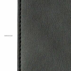 H&S Lastikli Kitap Defter Kalem Tutucu Siyah 4288 - Thumbnail