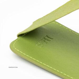 H&S Lastikli Kitap Defter Kalem Tutucu Zeytin Yeşili 4295 - Thumbnail