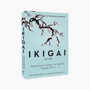 - Ikigai Japonların Uzun ve Mutlu Yaşam Sırrı - Hector Garcia, Frances Miralles