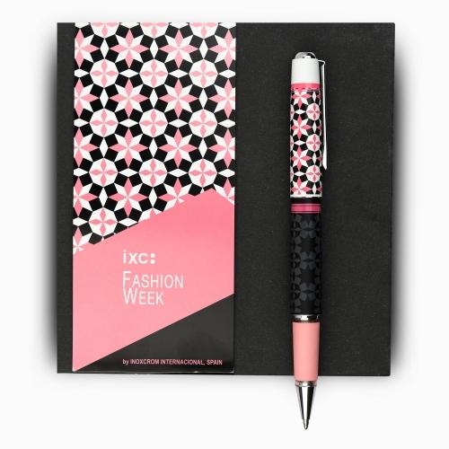 inoxcrom Fashion Week Rosa Flores Special Edition Tükenmez Kalem 1309