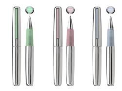 Inoxcrom - İnoxcrom My Line Cromado Pastel Yeşil Roller Kalem