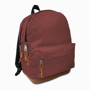 Jac Bag Campus Jack Sırt Çantası Rose Wood 2692 - Thumbnail