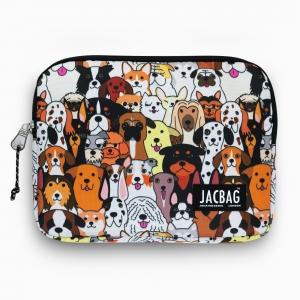 Jac Bag - JACBAG A5 Tablet Pouch Jac-38 Dogs 3170