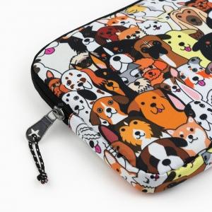 Jac Bag - JACBAG A5 Tablet Pouch Jac-38 Dogs 3170 (1)