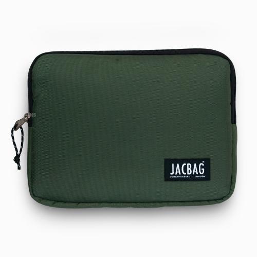 JACBAG A5 Tablet Pouch Jac-38 Green 3170