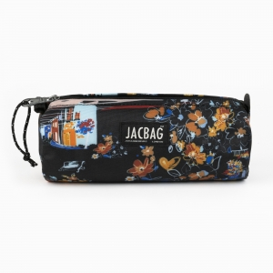 Jac Bag - JACBAG Big Roll Jac Oval Kalem Çantası 7698