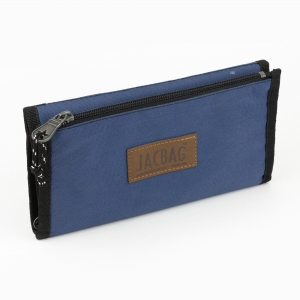 Jac Bag - JACBAG Duplex Jac Navy Kalem Çantası 8589
