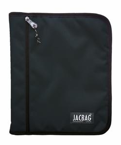 Jac Bag - JACBAG File Jack Fermuarlı Organizer Black 3019