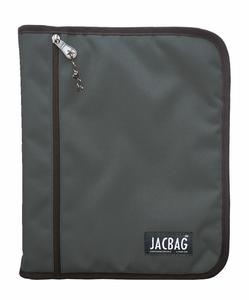 Jac Bag - JACBAG File Jack Fermuarlı Organizer Slate 3026