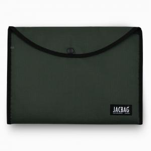 Jac Bag - JACBAG Çıtçıtlı Folder Jac Green Jac-37 7827