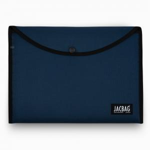 Jac Bag - JACBAG Çıtçıtlı Folder Jac Navy Jac-37 7827