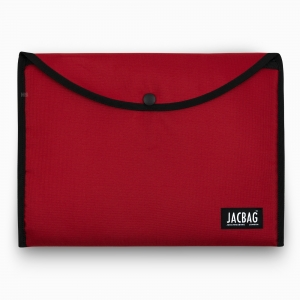 Jac Bag - JACBAG Çıtçıtlı Folder Jac Red Jac-37 7827