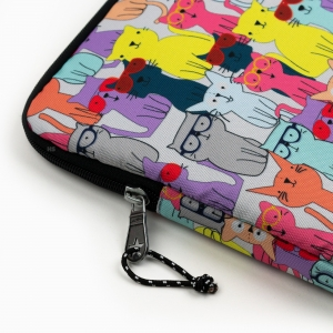 Jac Bag - JACBAG Notebook Pouch Large Jac-39 Cats 3187 (1)