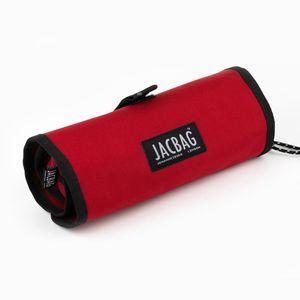 JACBAG Jac Senior Red Rulo Kalem Çantası 7728 - Thumbnail