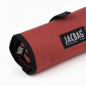 Jac Bag - JACBAG Jac Senior Rose Wood Rulo Kalem Çantası 7728 (1)