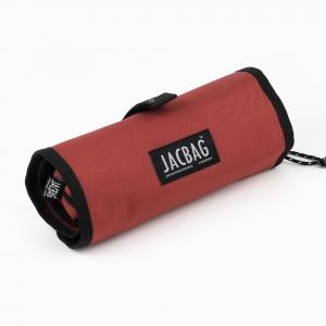 Jac Bag - JACBAG Jac Senior Rose Wood Rulo Kalem Çantası 7728