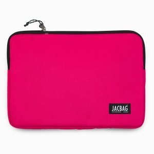 JACBAG Notebook Pouch Large Jac-39 Pink 3187 - Thumbnail