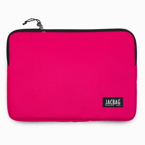 JACBAG Notebook Pouch Large Jac-39 Pink 3187