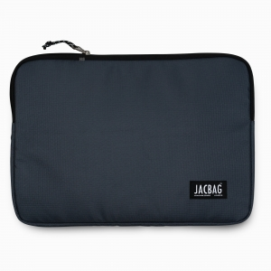 JACBAG Notebook Pouch Large Jac-39 Slate 3187 - Thumbnail
