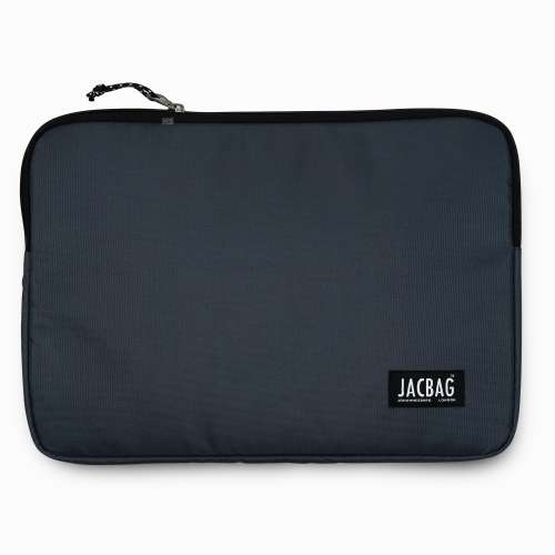 JACBAG Notebook Pouch Large Jac-39 Slate 3187
