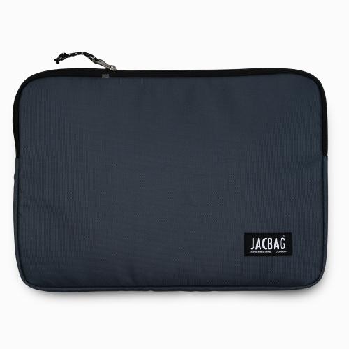 JACBAG Notebook Pouch Large Jac-39 Slate 3187