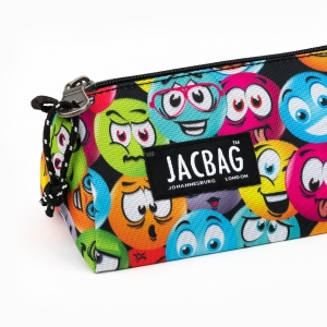 Jac Bag - JACBAG Prime Jac Kalem Çantası Emoji Jac-03 7681 (1)