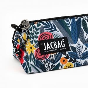 Jac Bag - JACBAG Prime Jac Kalem Çantası Flowers Jac-03 7681-1 (1)