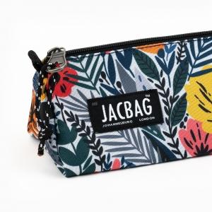 Jac Bag - JACBAG Prime Jac Kalem Çantası Flowers Jac-03 7681-2 (1)