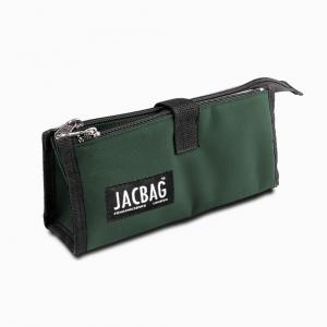 Jac Bag - JACBAG Twin Jac Kalem Çantası Green 7766