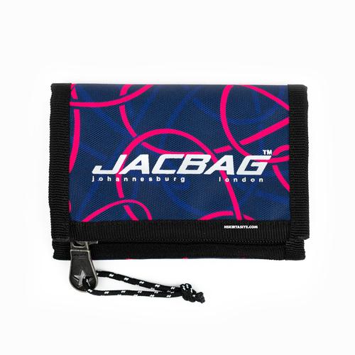 JACBAG Wallet Jack Cüzdan Doodles 3095