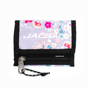 Jac Bag - JACBAG Wallet Jack Cüzdan Flowers 3095