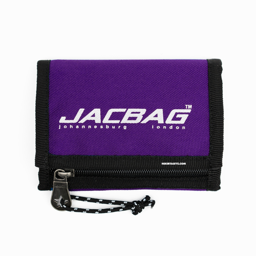JACBAG Wallet Jack Cüzdan Purple 3095