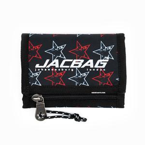 Jac Bag - JACBAG Wallet Jack Cüzdan Stars 3095
