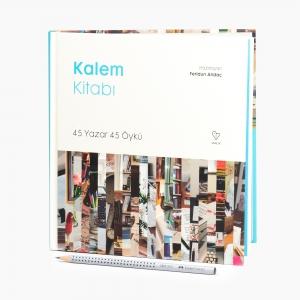 - Kalem Kitabı - Feridun Andaç (Yaşar Kemal'in en sevdiği kalem hediye)