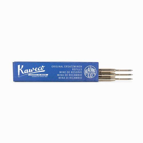 Kaweco G2 1.0mm 3'lü Roller Kalem Refili Mavi 4172