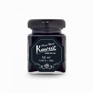 Kaweco Pearl Black 50 ml Şişe Mürekkep 5757 - Thumbnail