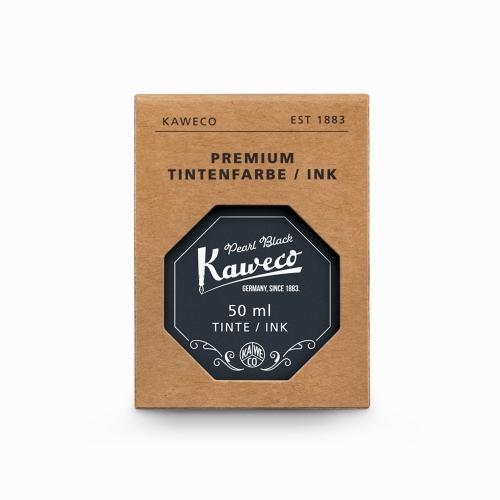 Kaweco Pearl Black 50 ml Şişe Mürekkep 5757