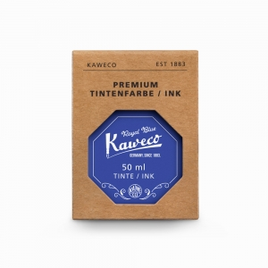 Kaweco Royal Blue 50 ml Şişe Mürekkep 7746 - Thumbnail