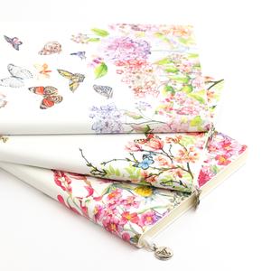 Keskin Color A5 Butterfly Smyth Çizgili Defter Fuşya 3953 - Thumbnail