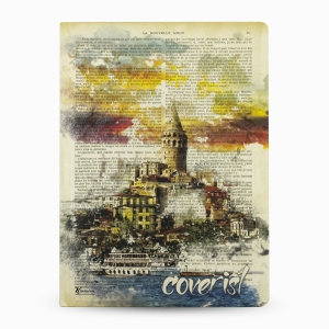 Keskin Color - Keskin Color Coverist Mix Defter Galata 9845