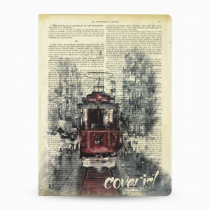 Keskin Color - Keskin Color Coverist Mix Defter Taksim Tünel 9845