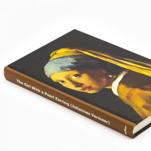 Keskin Color - Keskin Color The Girl With a Pearl Earring A5 Çizgili Defter 3851 (1)