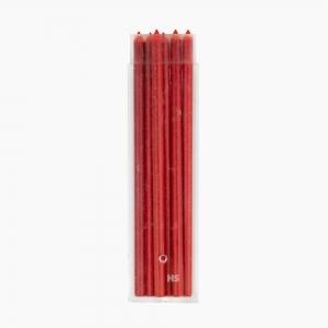 Kohinoor - Koh-i-noor 6'lı 3.8mm Min (Uç) Kırmızı 4230/6 7648
