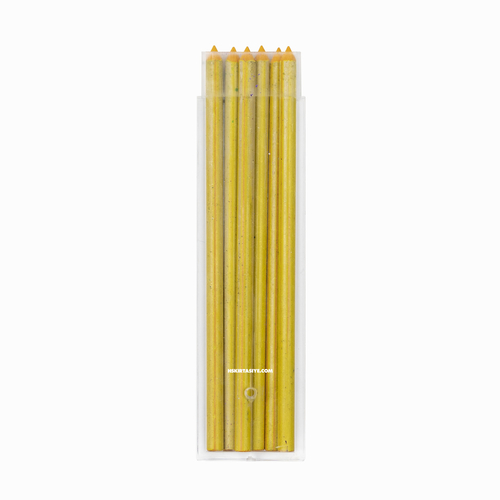 Koh-i-noor 6'lı 3.8mm Min (Uç) Koyu Sarı 4230/4 7600