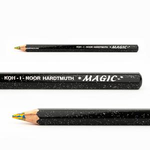 Kohinoor - Koh-i-noor Jumbo Magic Pencil 3405 Neon 9499