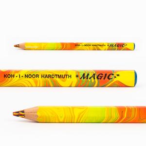 Kohinoor - Koh-i-noor Jumbo Magic Pencil 3405 Original 9406