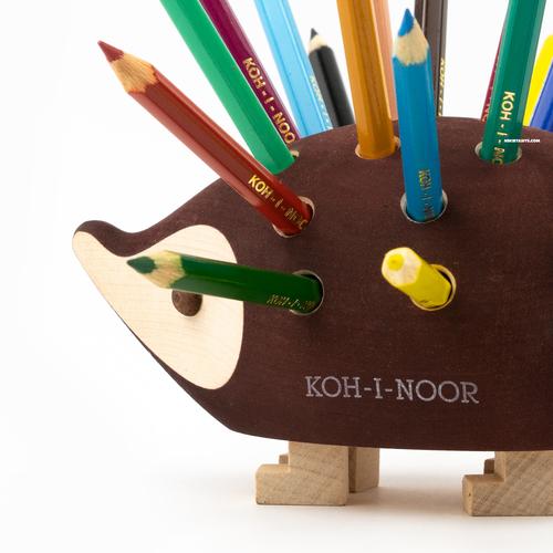 Koh-i-noor Kirpi Kalem Standı ve Boya Kalemleri 5150
