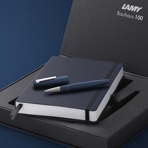 Lamy - LAMY 2000 blue Bauhaus – Limited edition Dolma Kalem EF Uç