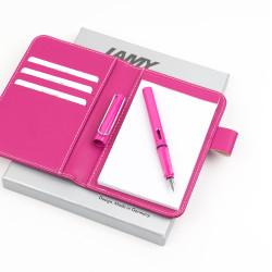 Lamy - LAMY Safari Pink Dolma Kalem Notluk Set (1)